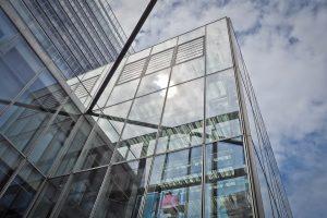 fasady aluminiowe szklane Warszawa