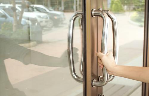 drzwi szklane warszawa